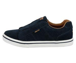 LICO Jimdo Slipper Sneaker, blau, 44, 540416