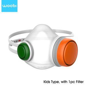 Airmotion Woobi Play F95 Gesichtsmaske PM2.5 4-lagige Filtration Anti-Haze Anti-Fog Rauchstaub Weiche atmungsaktive Maske fuer Kinder von Xiaomi Youpin