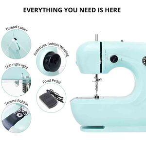 Mini-Elektro-Stickmaschine,für Erwachsene und Kinder,