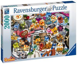 Ravensburger 16014 Gelini auf dem Oktoberfest 2000 Teile Puzzle