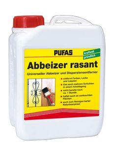 PUFAS Abbeizer + Dispersionsentferner rasant - 2,5 Liter