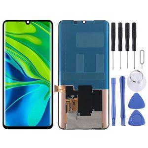 Für Xiaomi Mi Note 10 / Note 10 Pro Display Full OLED LCD Einheit Touch Ersatzteil Reparatur Schwarz Neu