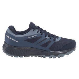 Salomon Damen Trail Laufschuhe Trailster 2 GTX Blau 38