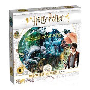 Puzzle Harry Potter Magische Tierwesen Kreaturen Magical Creatures 500 Teile