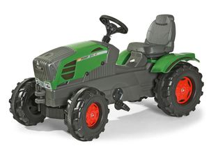 rolly toys Farmtrac Fendt 211 Vario Trettraktor, Maße: 106x53x60 cm; 60 102 8