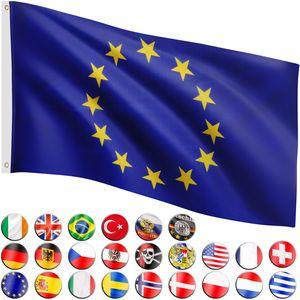 FLAGMASTER® Fahne Europa Flagge