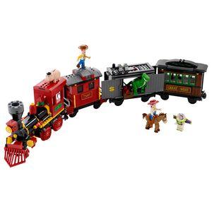 Lego Western Train Chase, 7 Jahr(e), 14 Jahr(e), 584 Stück