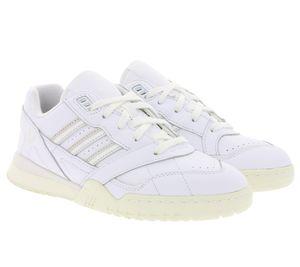 adidas Originals 80s Schuhe modische Sneaker A.R. Trainer Weiß, Größe:36 2/3