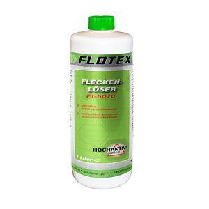 Flotex Fleckenlöser, 1L Fleckentferner Fleckenwasser Fleckenentferner Textilreiniger