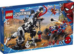 LEGO MARVEL - SPIDER MAN (76151) - 'Hinterhalt des Venomosaurus'