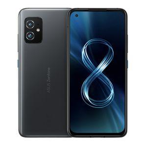 ASUS ZENFONE 8, 5G,Snapdragon 888,RAM 8GB ROM 256GB,Android 11,Dual-SIM,schwarz