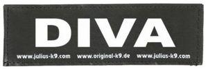label power gurtzeug/Diva 11 cm Größe S