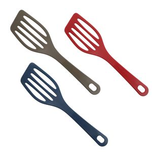 Pfannenwender Bratwender Küchenhelfer Küchenwender 30cm versch. Farben