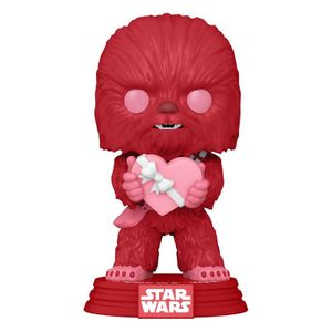 Funko POP! Star Wars Valentines - Cupid Chewbacca #52871