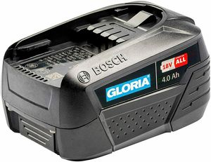 Gloria (BOSCH) 18V / 4 Ah Akku für Bosch Modelle