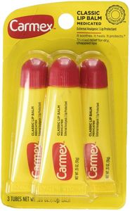Carmex Original Lippenbalsam Tube 3er-Pack