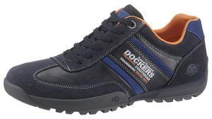 Dockers by Gerli Herren Halbschuhe Sneakers Schuhe Navy, Größe:EUR 43, Farbe:Blau (Navy)
