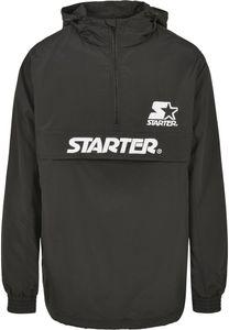 Starter Black Label Jacke Starter The Classic Logo Windbreaker Black-L