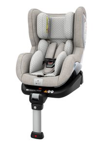 Osann Kinderautositz FOX - bellybutton - Silver Cloud 101-108-403