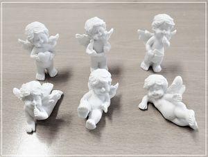 24 Babyengel süsse kleine Engel Figuren je 3,5 cm