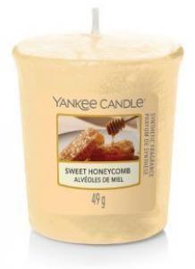 Yankee Candle Sweet Honeycomb Votiv Sampler 49 g