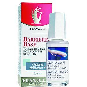 Mavala Barriere-Base, Schutz für schwache Nägel, 10 ml