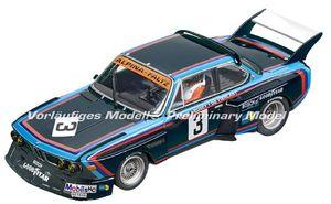 Carrera rennwagen Evolution BMW 3.5 CSL Nr.3 1:32 schwarz
