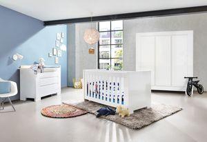 Kinderzimmer 'Sky' breit groß