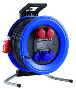 HEDI K4002111I Kabeltrommel Professional Plus 450, 400V 32A, leer, blau ***NEU***
