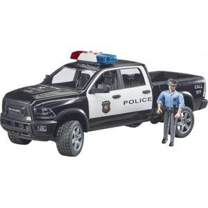RAM 2500 Polizei Pickup mit Polizist