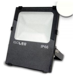 IsoLED LED Fluter Prismatic 50W, neutralweiß, anthrazit, IP66