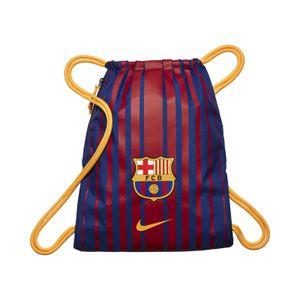 Nike Sportbeutel Gymbag Stadium FC Barcelona Fussball Turnbeutel blau rot