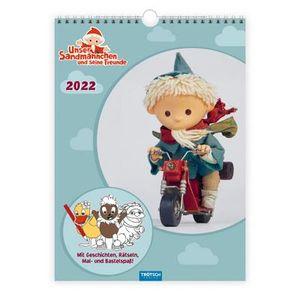 Unser Sandmännchen Kinderkalender 2022 Familienkalender