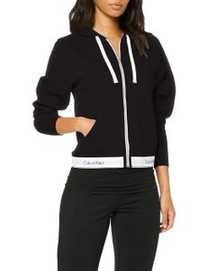 Calvin Klein Underwear Full Zip Hoodie Black M