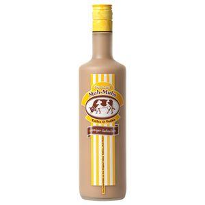 Muh Muhs Original Toffee und Vodka Sahne Likör cremig leicht 700ml