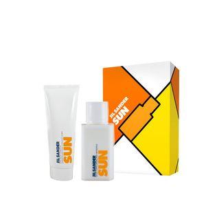 Jil Sander Sun Woman Set Eau de Toilette 75 ml + Shower Gel 75 ml