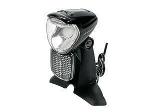 BUSCH & MÜLLER EYC LED 6V DC Frontscheinwerfer 50 LUX IQ2 Halterung Suntour Gabeln 4-Loch