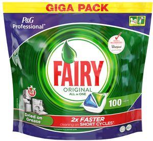 P&G Professional 2 FAIRY Spülmaschinentabs 100 Stück