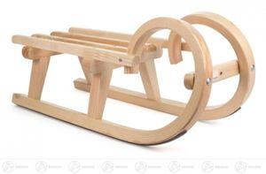 Spielzeug Hörnerrodelschlitten  Breite x Höhe x Tiefe 60 cmx26 cmx24 cm NEU