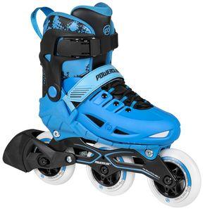 Powerslide inline-Skates Phuzion junior schwarz/blau Größe 37-40