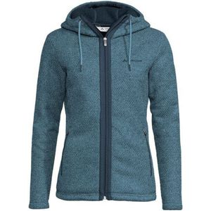 VAUDE Wo Skomer Hooded Jacket blue gray 36