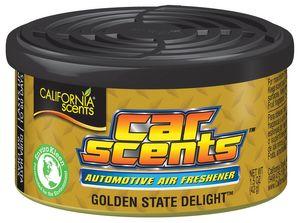 California Scents lufterfrischerdose Golden State Delight 42 Gramm