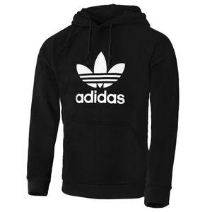Adidas Kapuzenpullover schwarz L