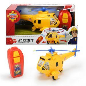 Dickie Feuerwehrmann Sam IRC Wallaby 2
