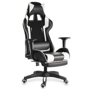 Gaming Stuhl Racing Bürostuhl Schreibtischstehl Drehstuhl Sportsitz Chefsessel