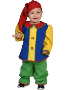 Magic Design babykostüm Zwerg Polyester 3-teilig Größe 92