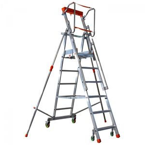 Facal Casta Podesttreppe Aluminium S600 6 Stufen