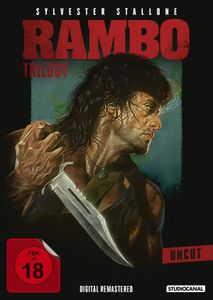Rambo Trilogy / Uncut / Digital Remastered - DVD Boxen