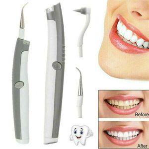 Elektrisch Ultraschall Zahnsteinentferner Zahnreiniger Zahnstein Entferner Zahnreiniger Polieren Whitening Kit
