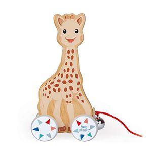 Janod® Sophie La Girafe Nachziehtier